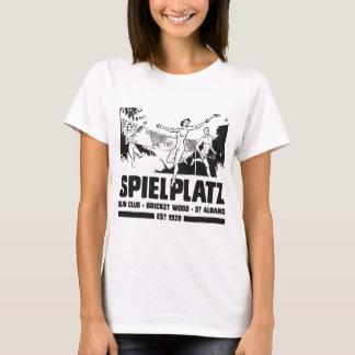 T-shirt Spielplatz