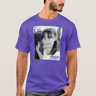 T-shirt Sponsors des vengeurs d'Ashley