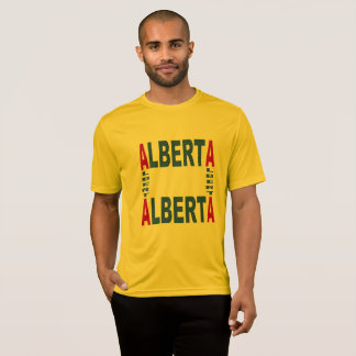 T-SHIRT    SPORT  TEK   ALBERTA
