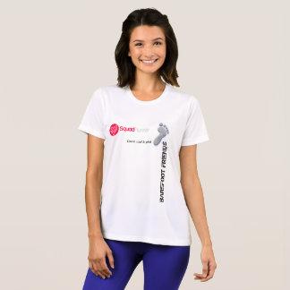 T-shirt Sport-Tek officiel Barefoot Friends