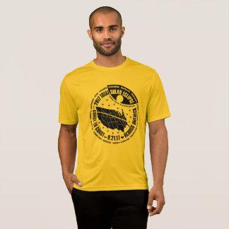 T-shirt Sport TOTAL T de concepteur de l'ÉCLIPSE 2017