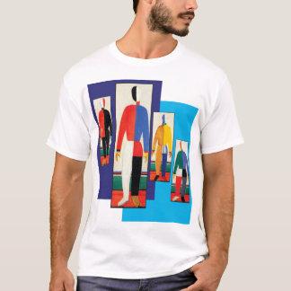 T-shirt Sportifs par Kazimir Malevich