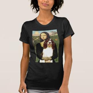 T-shirt Springer anglais (Liv2) - Mona Lisa