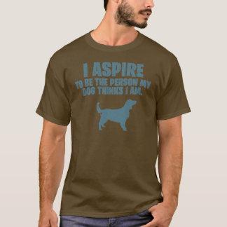 T-shirt Springer spaniel de Gallois