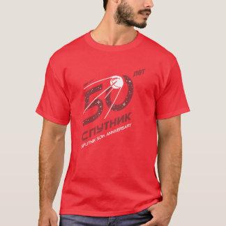 T-shirt Sputnik 50th anniversary