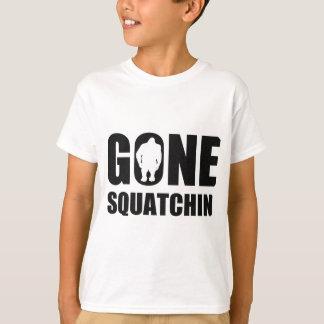 T-shirt Sqautchin allé