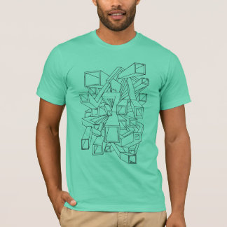 T-shirt squarepipes