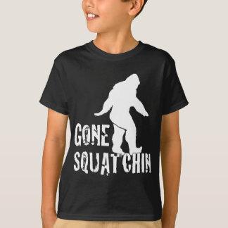 T-shirt Squatchin allé 2