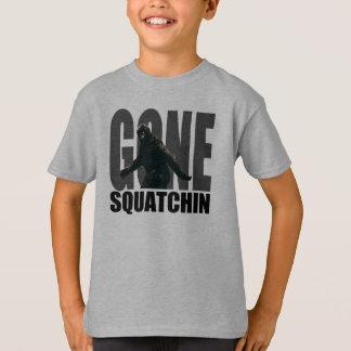 T-shirt SQUATCHIN allés - Version de luxe