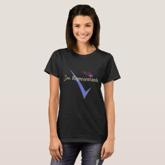 T-shirt Sra. Representante