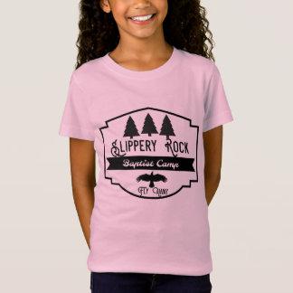 T-Shirt SRBC badine la pièce en t de logo
