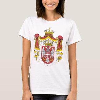 T-shirt Srbija Grb - Veliki/manteau des bras serbe - grand