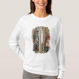 T-shirt St Andrew chassant des démons de la ville