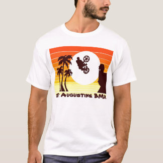 T-shirt St Augustine BMX 2011