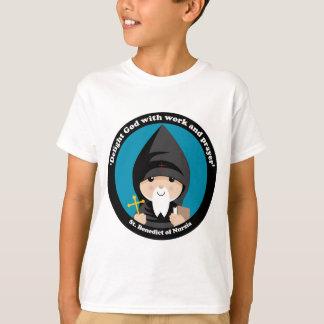 T-shirt St Benoît de Nursia