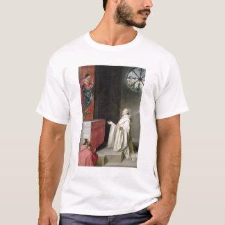 T-shirt St Bernard et la Vierge