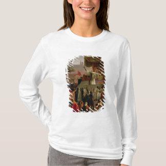 T-shirt St Bernard prêchant la deuxième croisade