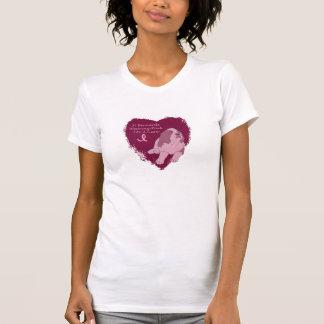 T-shirt St Bernard rose