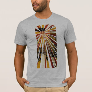 T-shirt St de l'Asie de volume