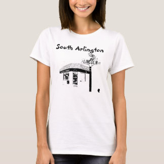 T-shirt St de Lincoln de vallée verte