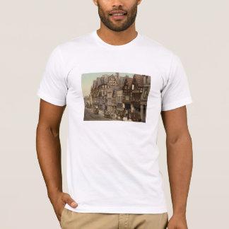 T-shirt St d'Eastgate et St de Newgate, Chester,