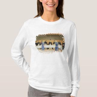 T-shirt St Dominic et ses compagnons Fed par des anges