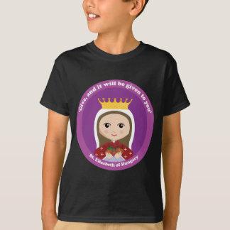 T-shirt St Elizabeth de la Hongrie