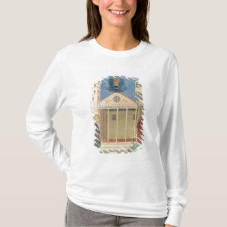 T-shirt St Francis a honoré par un homme simple, 1297-99