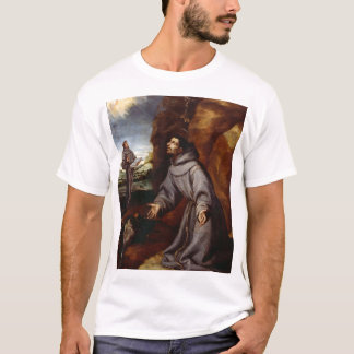 T-shirt St Francis d'assisi