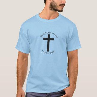 T-shirt St Francis d'Assisi est mon homeboy