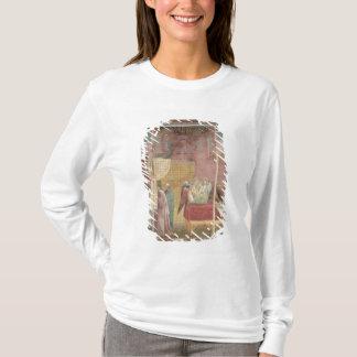 T-shirt St Francis guérit l'homme blessé de Lerida