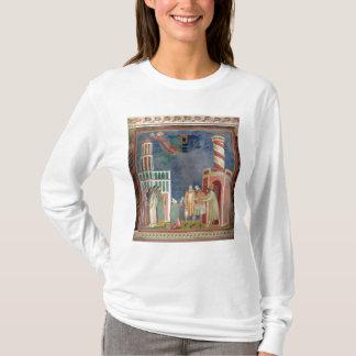 T-shirt St Francis libère le hérétique, 1297-99