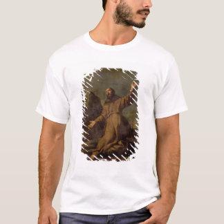T-shirt St Francis recevant les stigmates