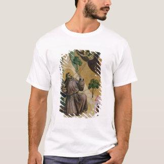 T-shirt St Francis recevant les stigmates, c.1295-1300