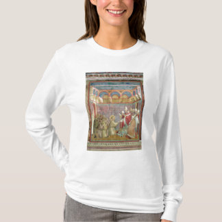 T-shirt St Francis reçoit l'approbation