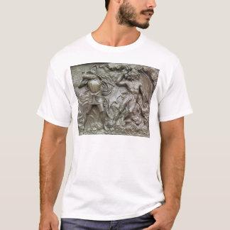 T-shirt St George combattant le dragon
