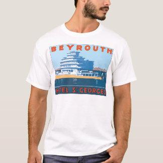 T-shirt St Georges, cru d'hôtel de Beyrouth