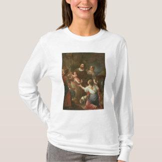 T-shirt St Isidore et le miracle au puits