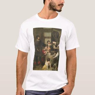 T-shirt St Isidore sauve un enfant qui était tombé dans un