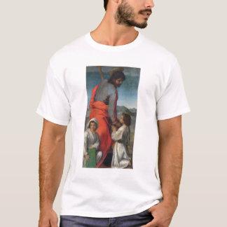 T-shirt St Jacob, c.1524-29 (huile sur la toile)