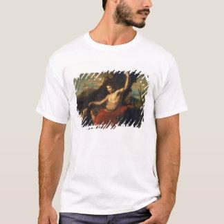 T-shirt St John le baptiste dans la région sauvage