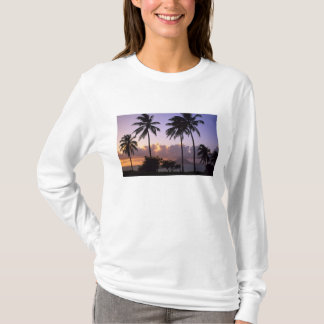 T-shirt St Kitts de littoral
