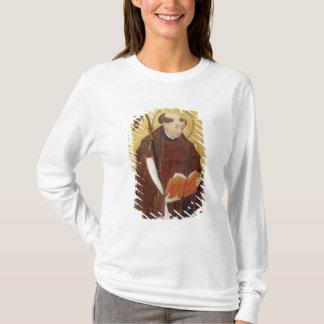 T-shirt St Leonard (huile sur panneau moulu d'or) (paire