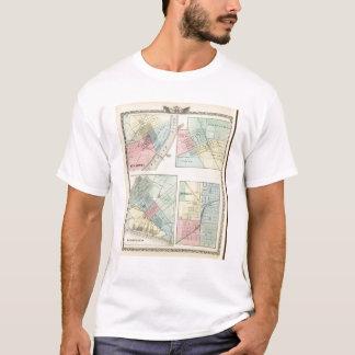 T-shirt St Louis est, Mt Carmel, Jerseyville et Mendota