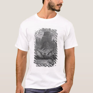 T-shirt St Louis partant d'Aigues-Mortes