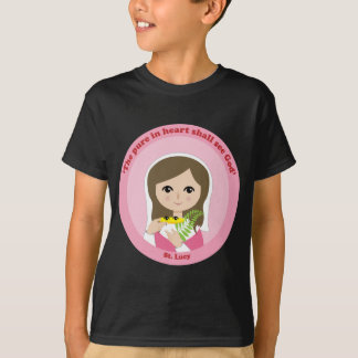 T-shirt St Lucy