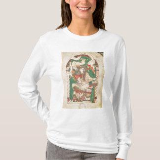 T-shirt St Mark, d'un évangile d'abbaye de Corbie
