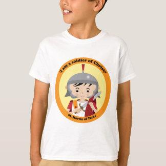 T-shirt St Martin des visites
