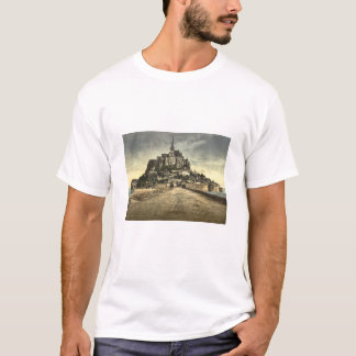 T-shirt St Michel de Mont I, Normandie, France
