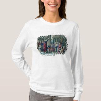T-shirt St Paul prêchant chez l'Areopagus